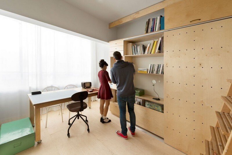 20sqm Studio Workspace for an Artist in Tel Aviv (1)