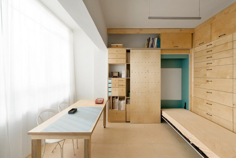20sqm Studio Workspace for an Artist in Tel Aviv (3)