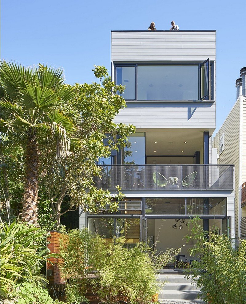 29th Street Residence In San Francisco Schwartz And