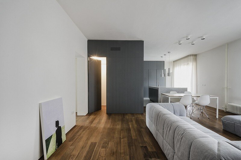 Apartment in Pisa by Sundaymorning Architectural Office (1)