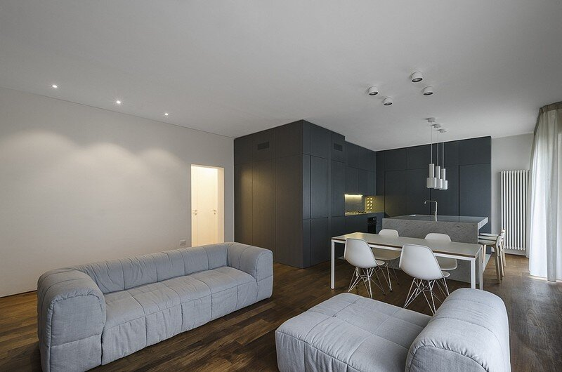 Apartment in Pisa by Sundaymorning Architectural Office (4)
