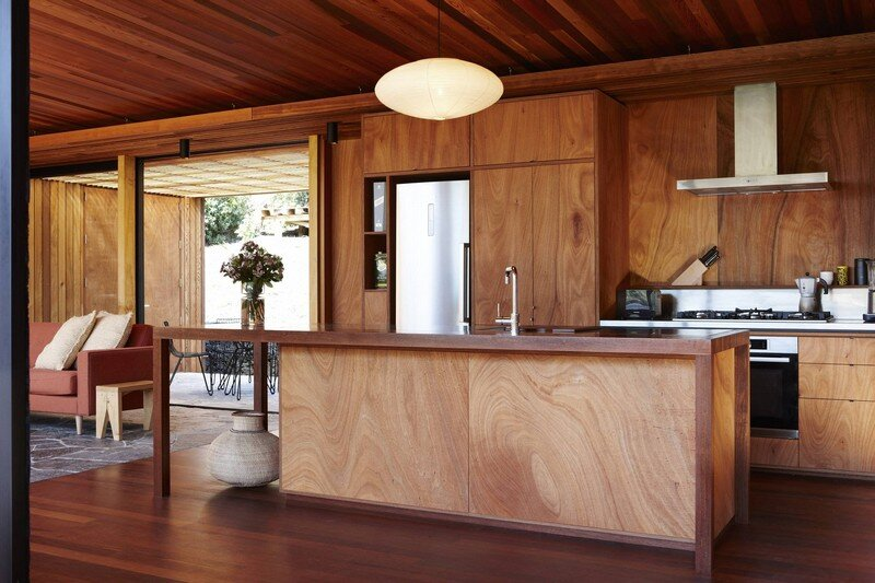 Bethells Bach - Two-Bedroom Bach at the Beach by Herbst Architects (11)