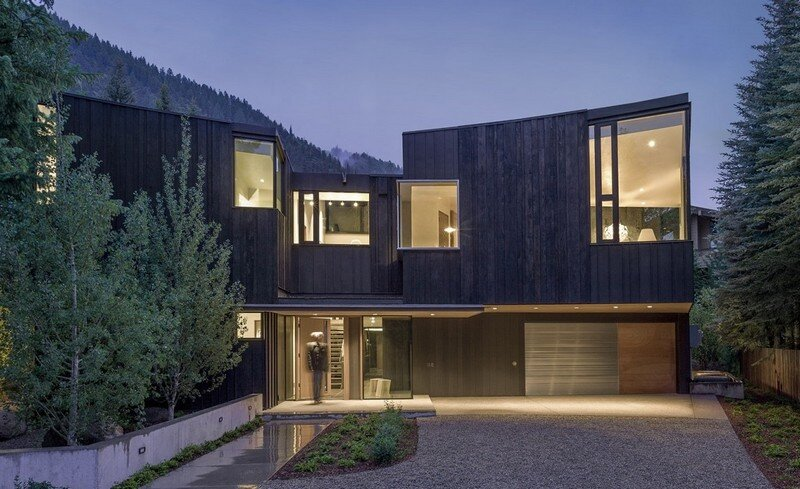 Blackbird House - Urban Mountain Retreat by Will Bruder Architects (1)