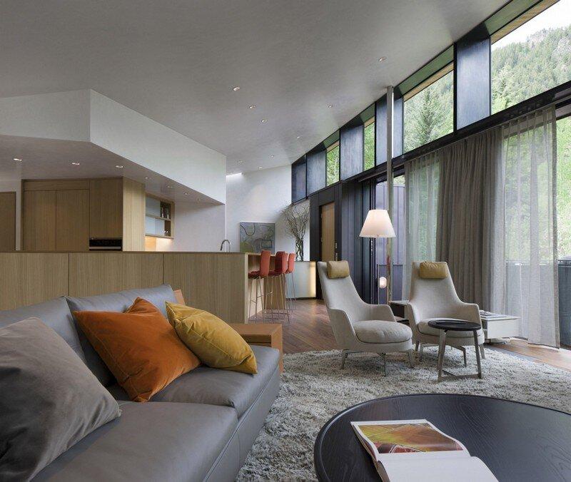 Blackbird House - Urban Mountain Retreat by Will Bruder Architects (12)