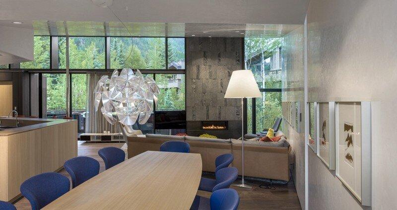 Blackbird House - Urban Mountain Retreat by Will Bruder Architects (7)