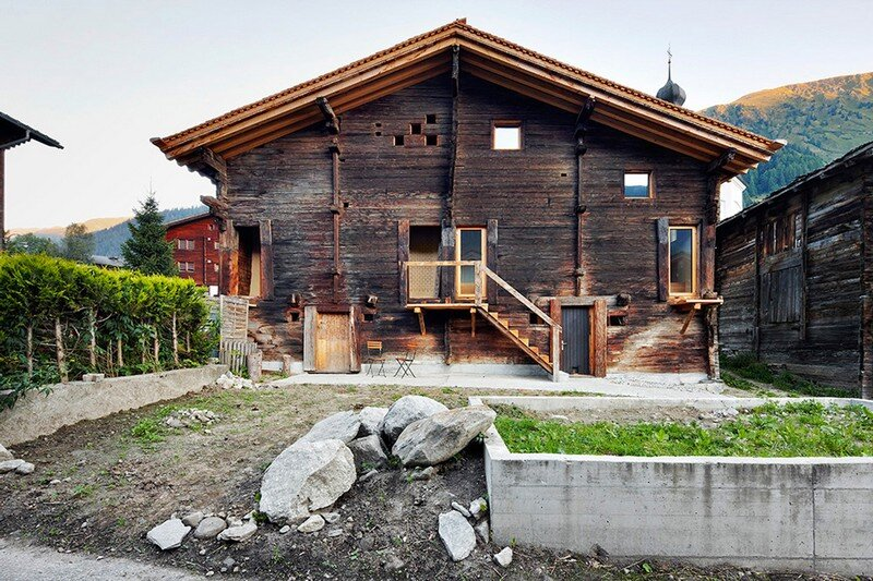 Casa C – 100 Years Old Barn Converted into Holiday Home
