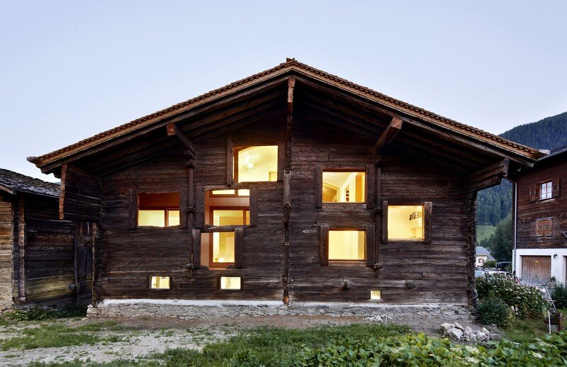 Casa C - 100 Years Old Barn Converted into Holiday Home (12)