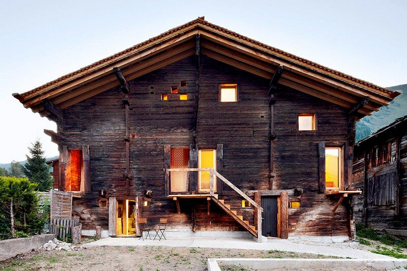 Casa C - 100 Years Old Barn Converted into Holiday Home (2)