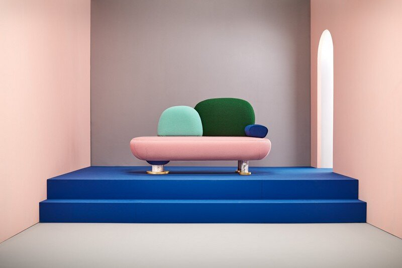 Colorful Toadstool Collection by Masquespacio (2)