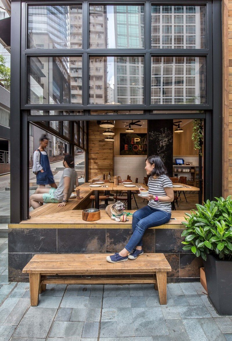 Elephant Grounds Coffee On Star Street By Jja Bespoke
