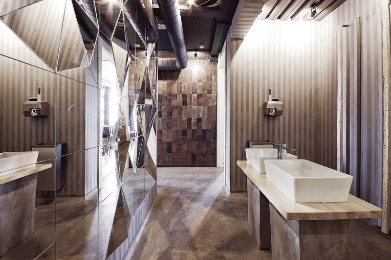Gastroport Restaurant Designed with a Significant Industrial Footprint by Allartsdesign (23)