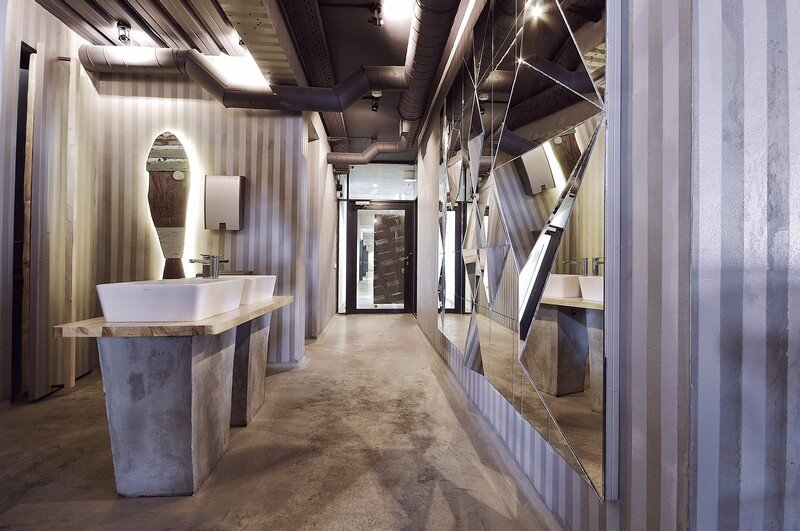 Gastroport Restaurant Designed with a Significant Industrial Footprint by Allartsdesign (24)