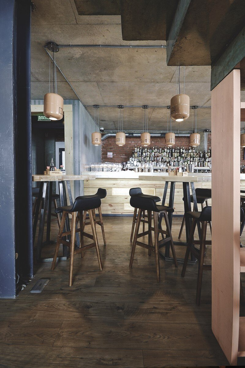 Gastroport Restaurant Designed with a Significant Industrial Footprint by Allartsdesign (8)