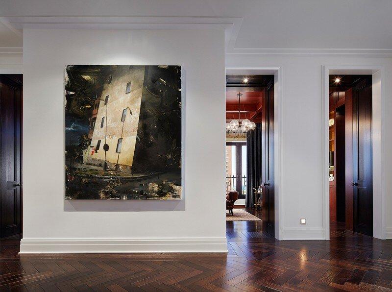 Goethe Street Residence by Booth Hansen