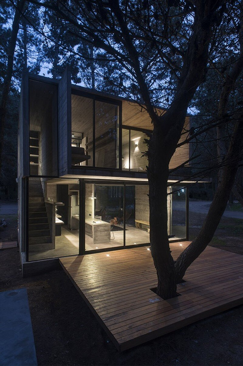 H3 House is a Perfect Tranquil Getaway Near Buenos Aires (12)