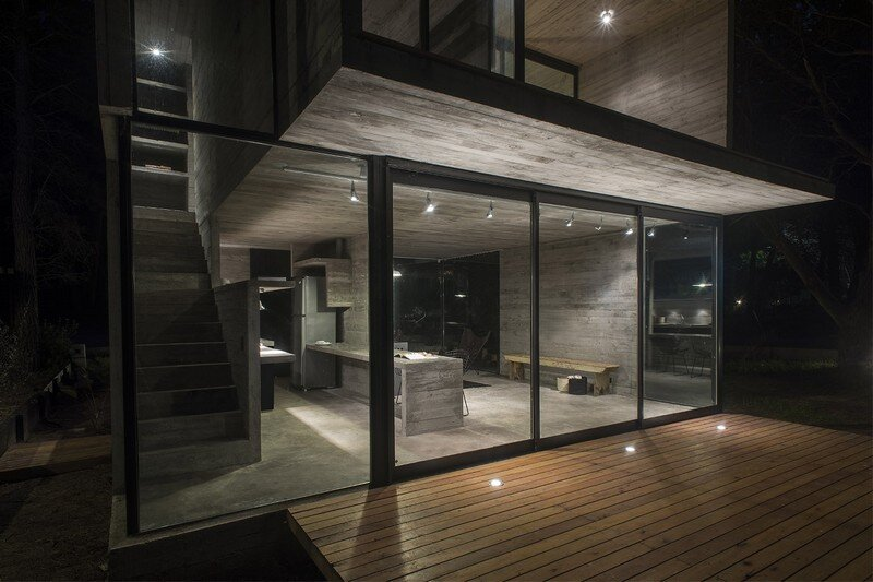 H3 House is a Perfect Tranquil Getaway Near Buenos Aires (14)