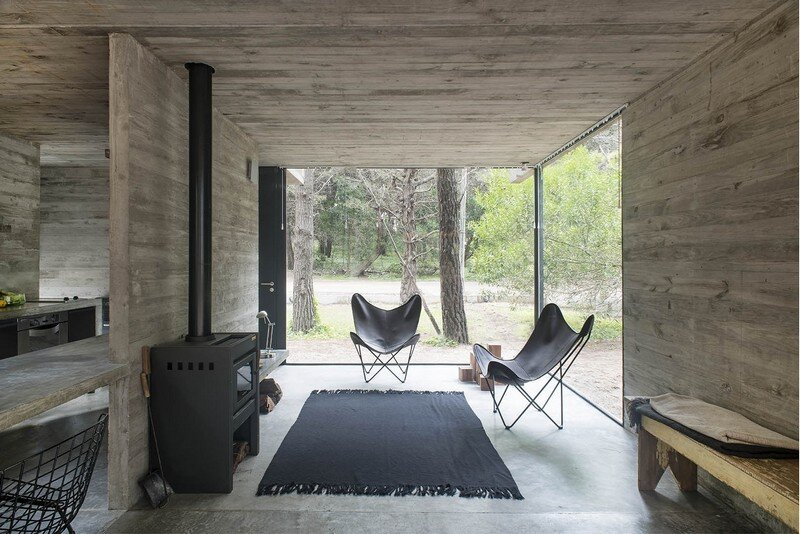 H3 House is a Perfect Tranquil Getaway Near Buenos Aires (15)