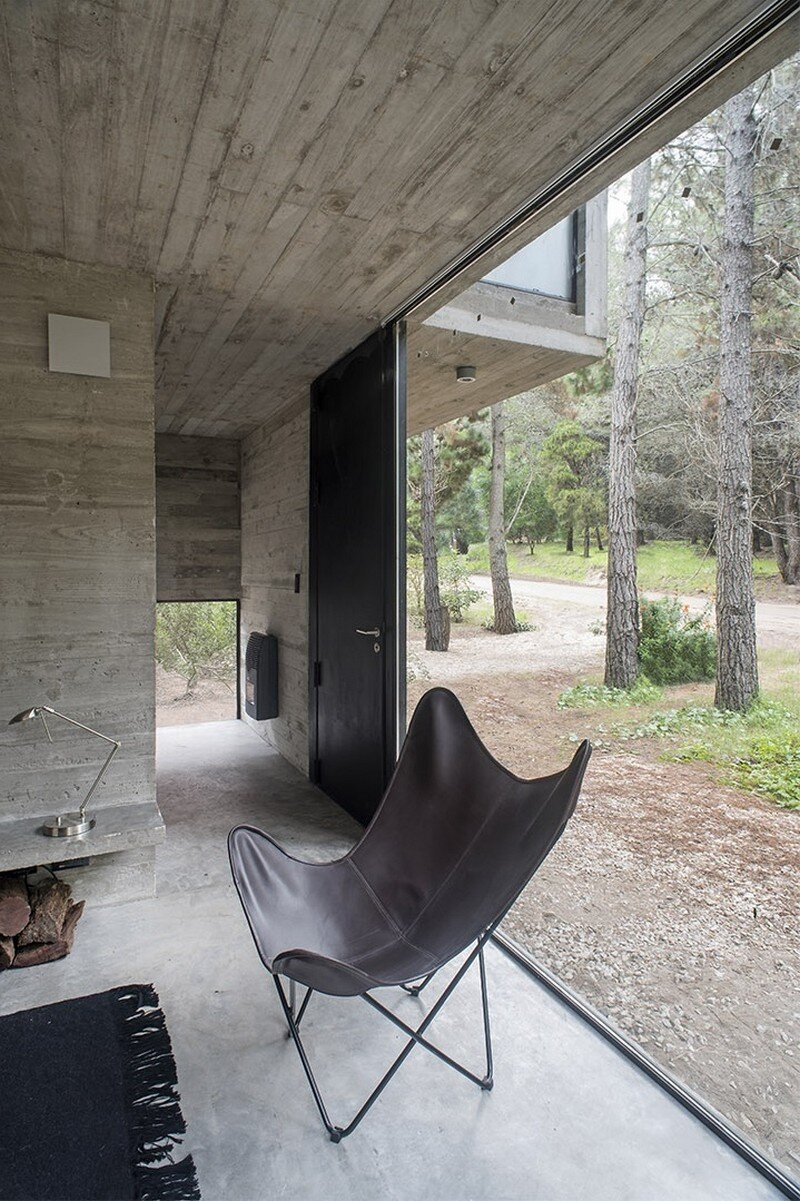 H3 House is a Perfect Tranquil Getaway Near Buenos Aires (16)