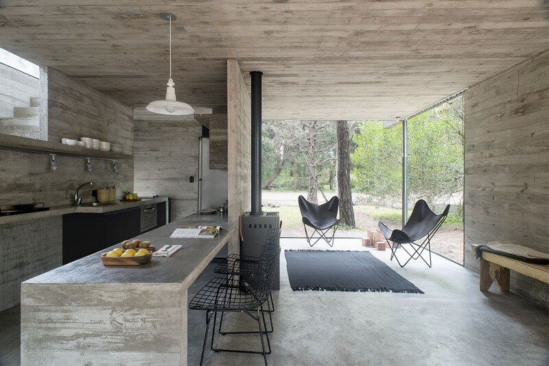 H3 House is a Perfect Tranquil Getaway Near Buenos Aires (18)