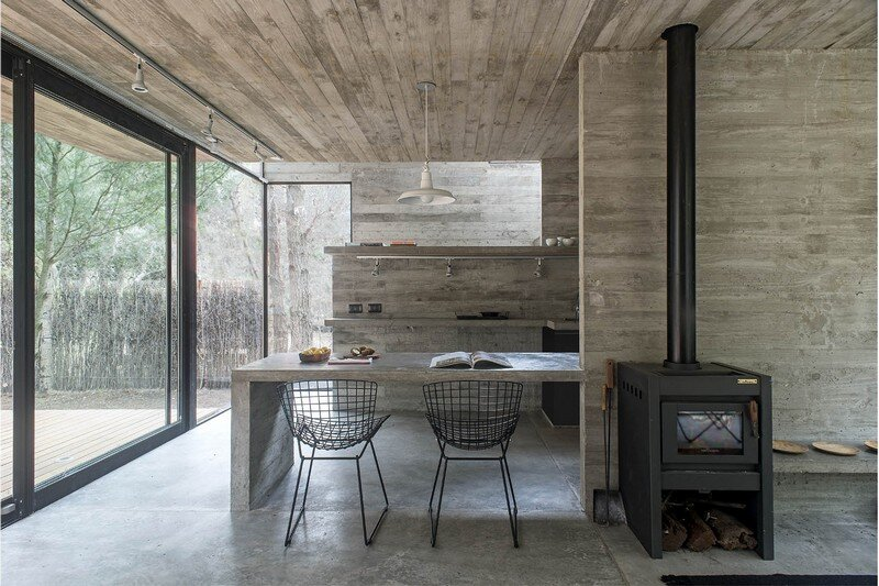 H3 House is a Perfect Tranquil Getaway Near Buenos Aires (19)