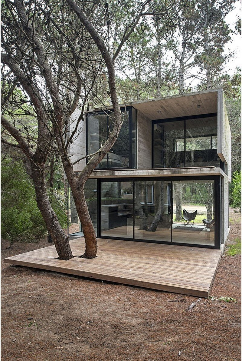H3 House is a Perfect Tranquil Getaway Near Buenos Aires (2)