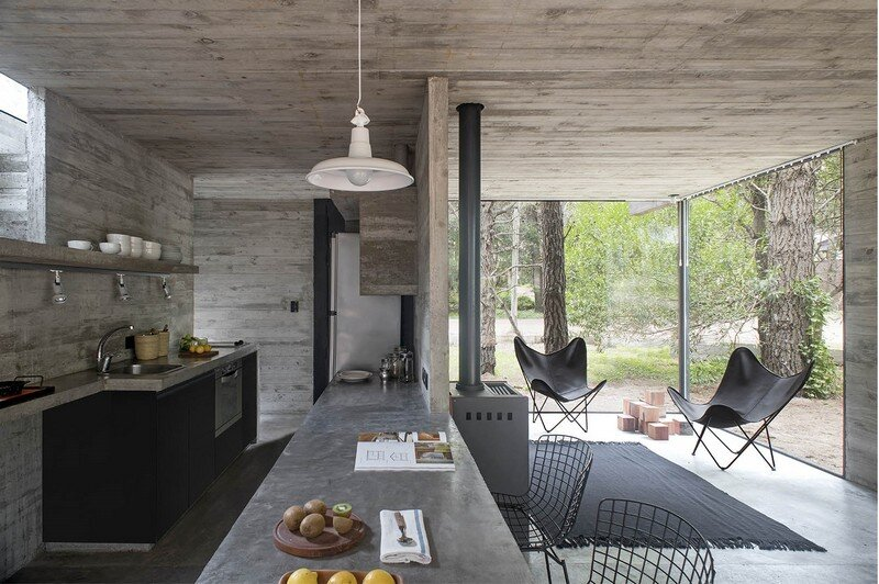H3 House is a Perfect Tranquil Getaway Near Buenos Aires (20)