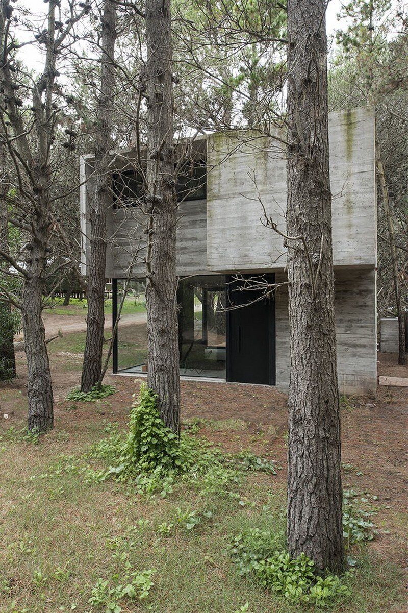 H3 House is a Perfect Tranquil Getaway Near Buenos Aires (4)