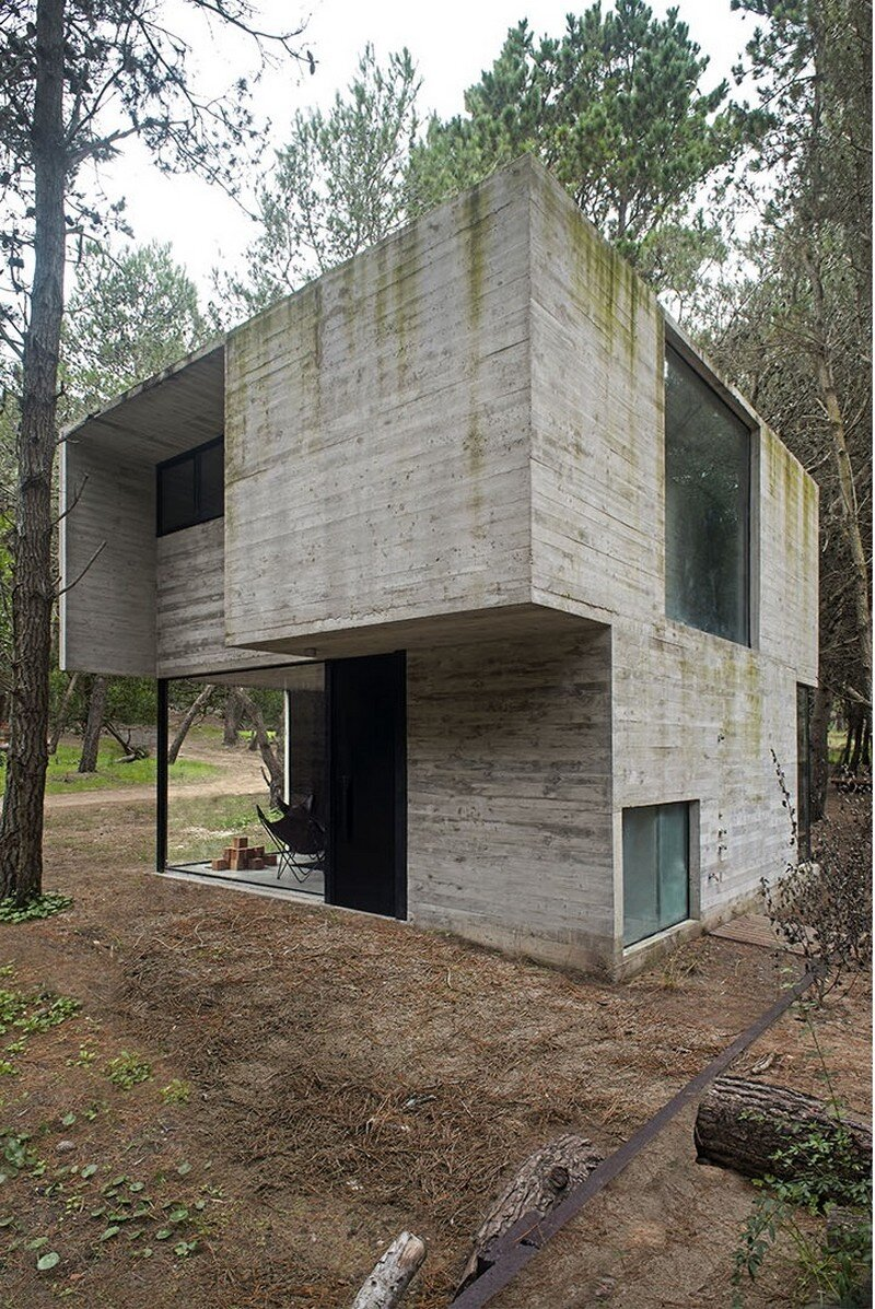 H3 House is a Perfect Tranquil Getaway Near Buenos Aires (5)