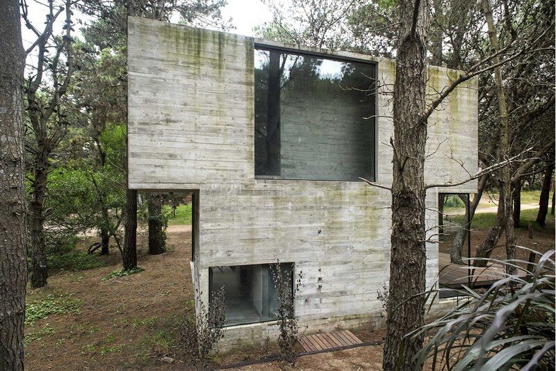 H3 House is a Perfect Tranquil Getaway Near Buenos Aires (6)