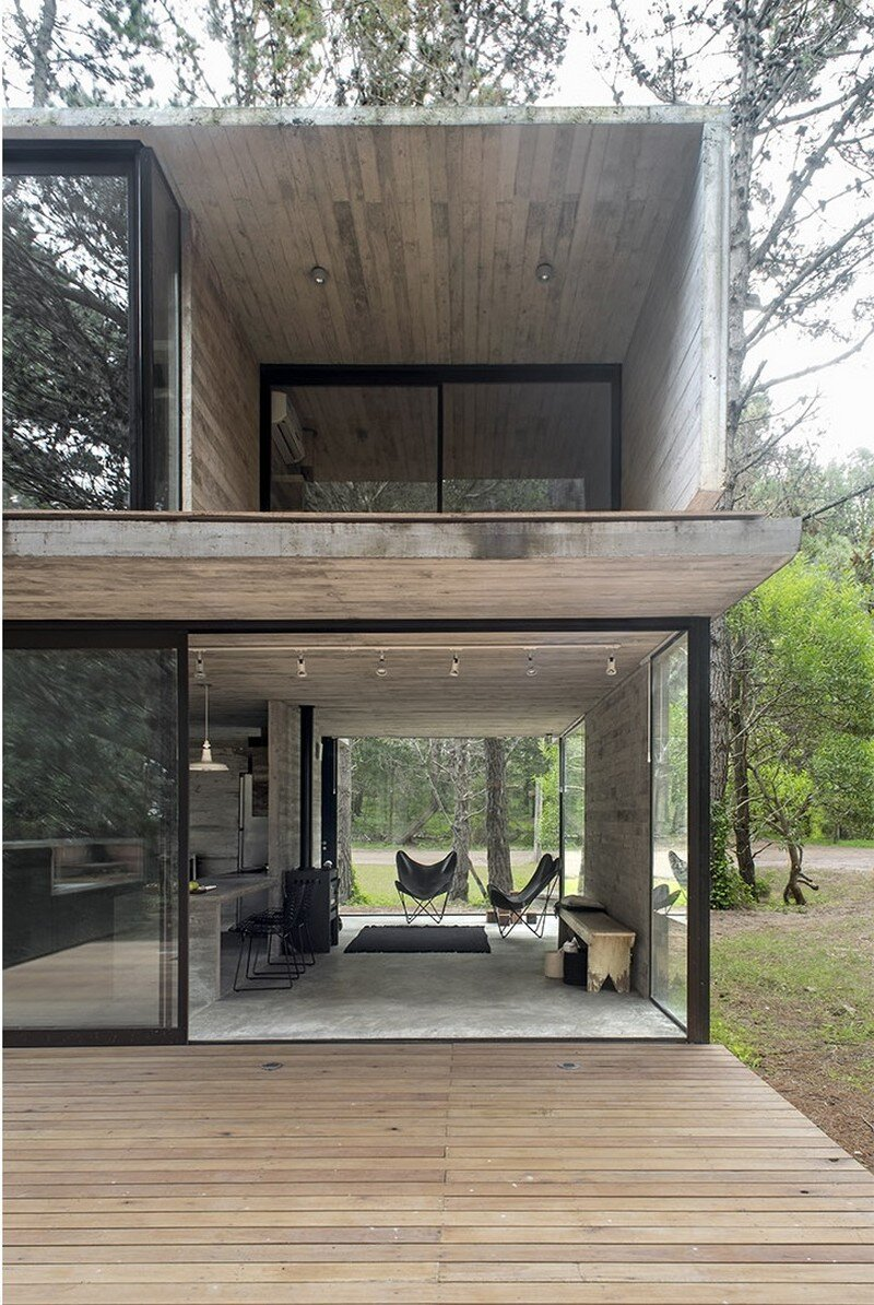 H3 House is a Perfect Tranquil Getaway Near Buenos Aires (8)