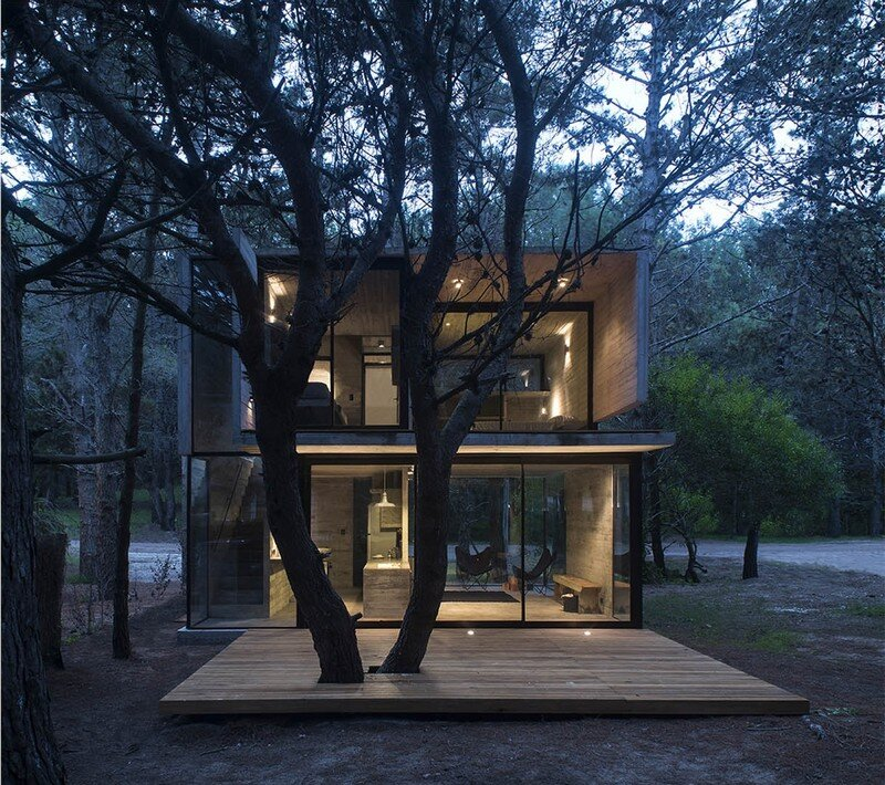 H3 House is a Perfect Tranquil Getaway Near Buenos Aires (9)