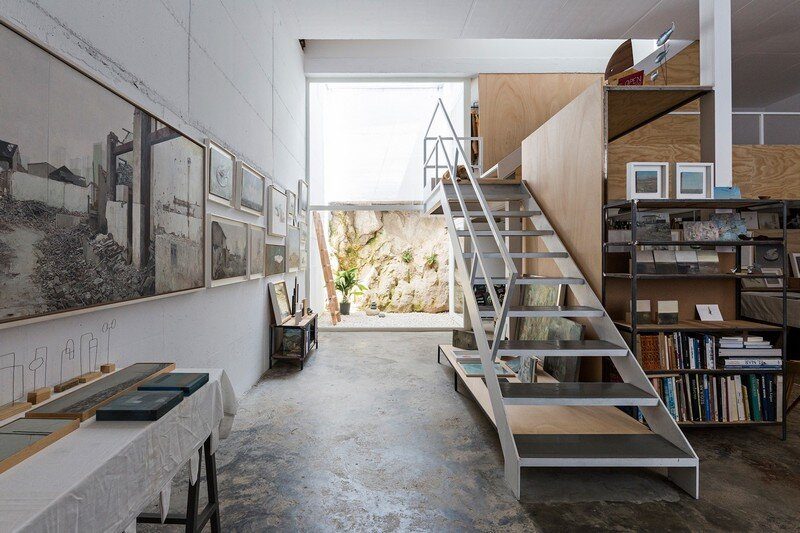 House for a Painter in Costa del Sol DTR_studio architects (1)