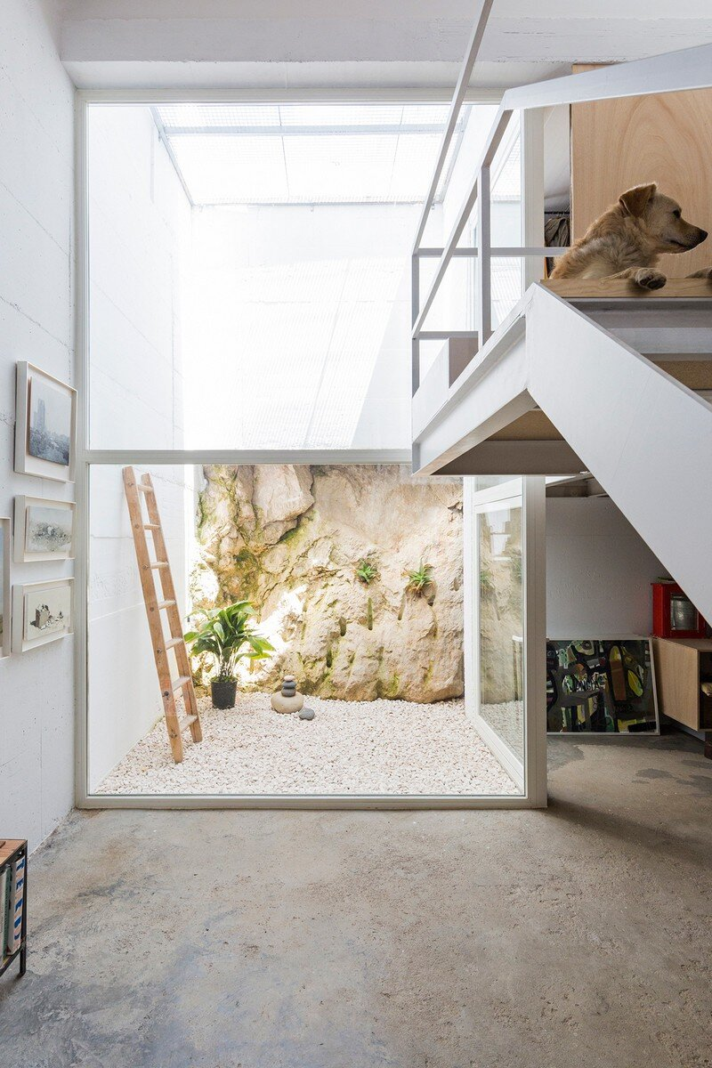 House for a Painter in Costa del Sol DTR_studio architects (2)