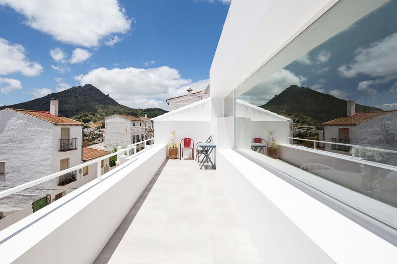 House for a Painter in Costa del Sol / DTR_studio architects