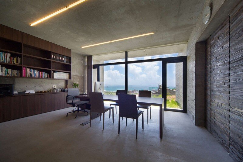 House with Panoramic Ocean View in Okinawa CLAIR Archi Lab (18)