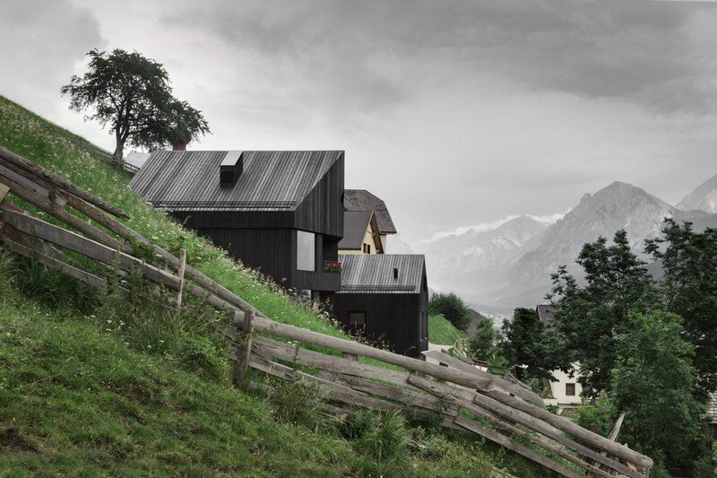 La Pedevilla - Modern Refuge in the Dolomites Pedevilla Architects (11)
