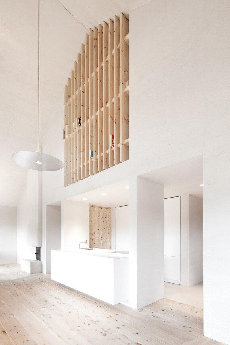 La Pedevilla - Modern Refuge in the Dolomites Pedevilla Architects (14)