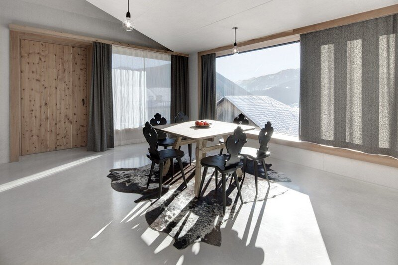 La Pedevilla - Modern Refuge in the Dolomites Pedevilla Architects (17)