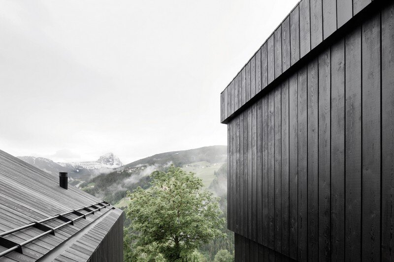 La Pedevilla - Modern Refuge in the Dolomites Pedevilla Architects (3)