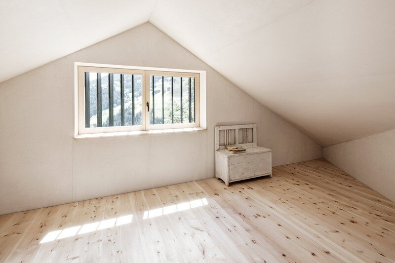 La Pedevilla - Modern Refuge in the Dolomites Pedevilla Architects (4)