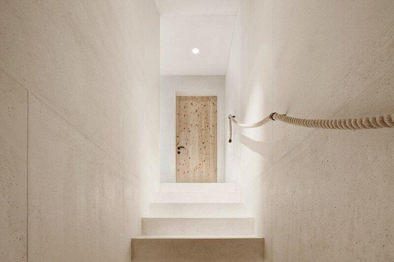 La Pedevilla - Modern Refuge in the Dolomites Pedevilla Architects (5)