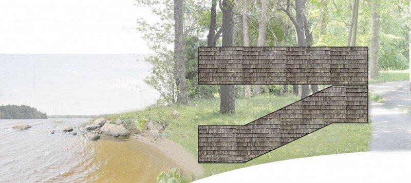 Lakehouse Designed to Maximize Views of the Lake (7)