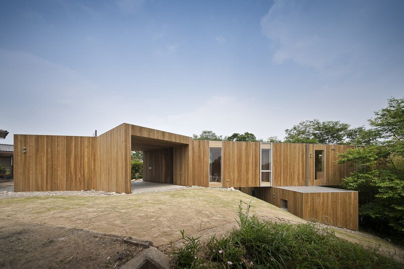 Node House by UID Architects Japan (11)