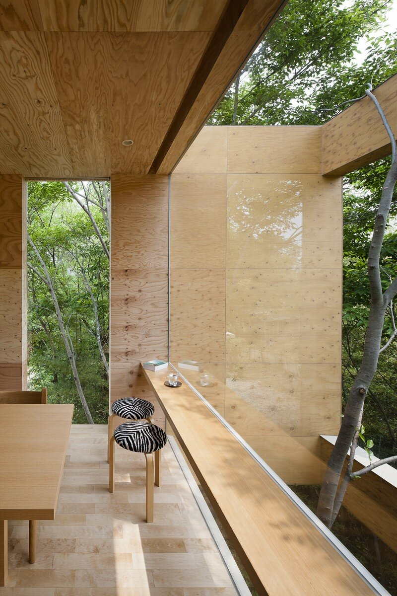 Node House by UID Architects Japan (14)