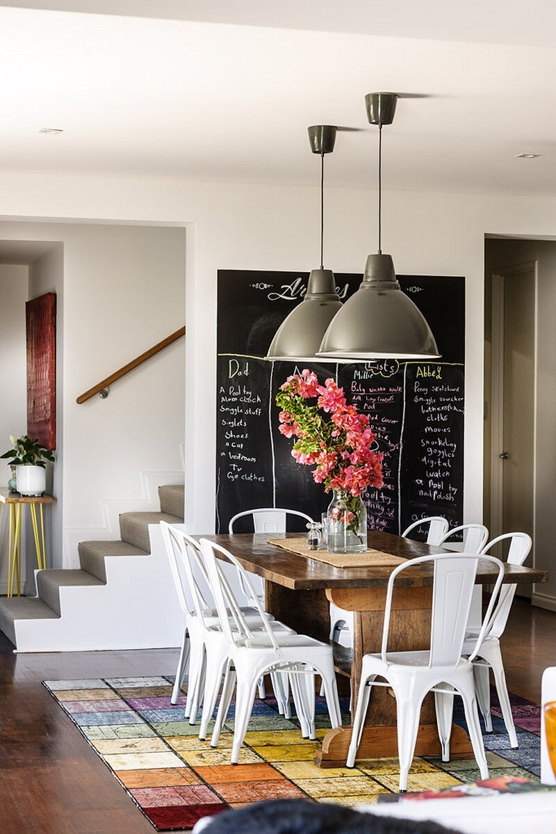 North Coogee House - Rustic and Fun Design by Collected Interiors (5)