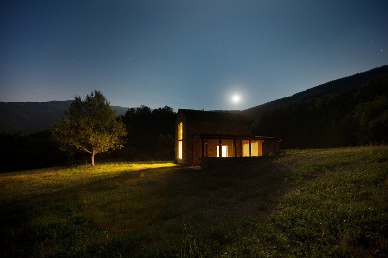 Restored Farm Building by Studio Contini (12)