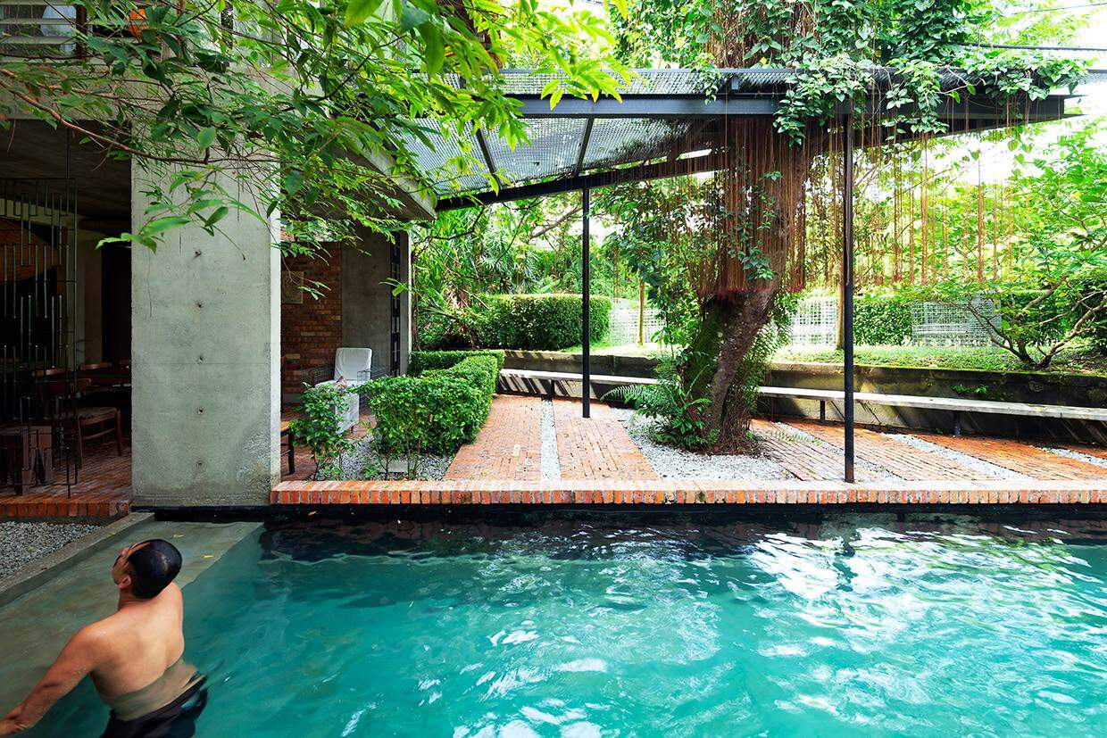 Sekeping Tenggiri Retreat by Seksan Design