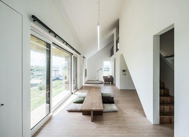 Shear House - Single Family House in Korea stpmj (11)