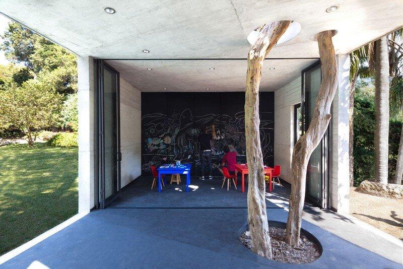 Tepoztlan Lounge - Modern Concrete Bungalow by Cadaval & Sola-Morales (16)