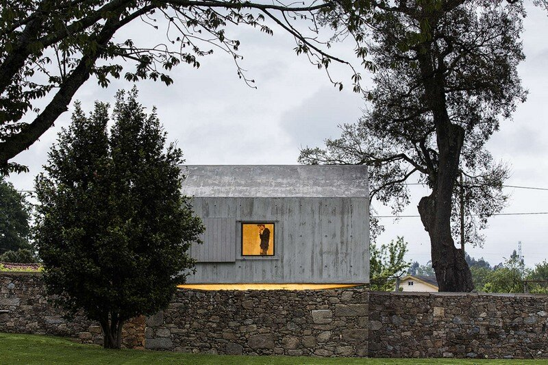 The Dovecote - Conversion of an Old Dovecote into a Play House (1)